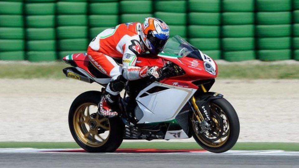 Moto - News: MV Agusta: il progetto Superbike diventa ufficiale al 100%