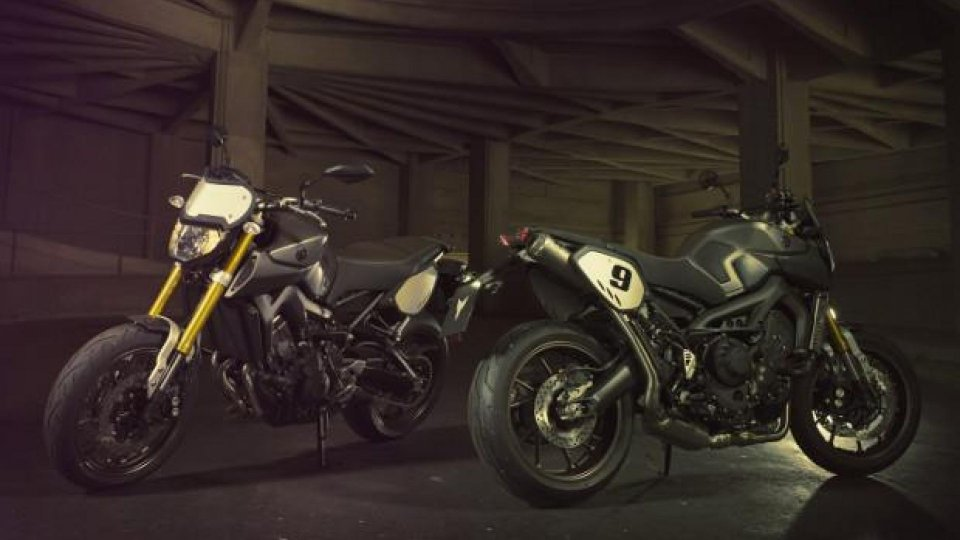 Moto - News: Yamaha MT-09 Street Tracker 2014