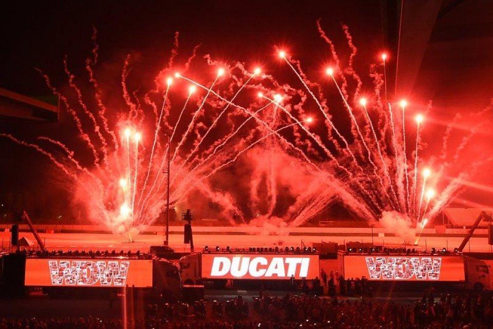 WDW 2014: si è conclusa la festa Ducati
