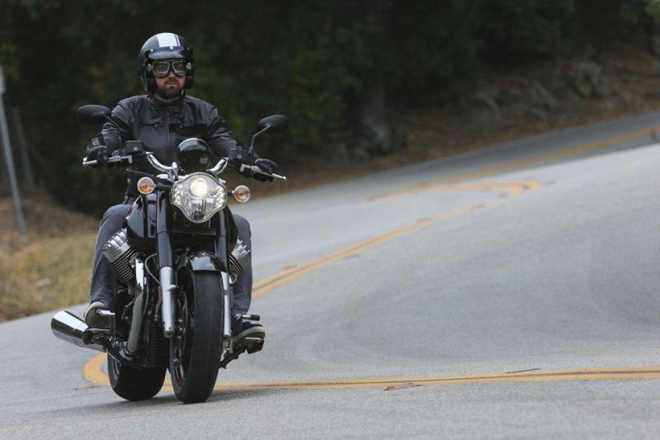 California, il sogno secondo Moto Guzzi