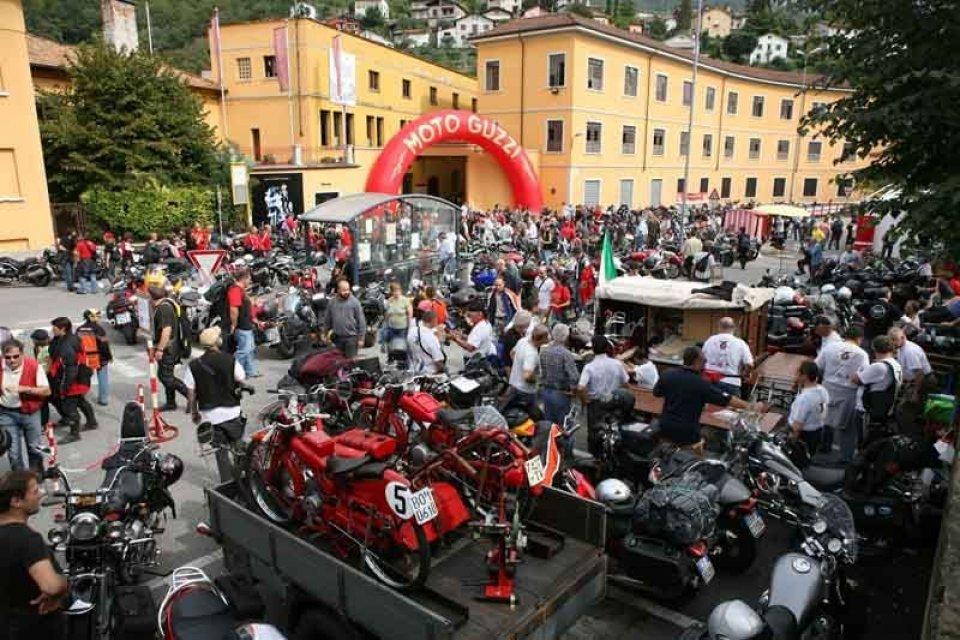 Moto Guzzi: torna a settembre l'Open House