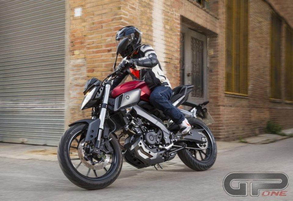 Yamaha MT 125: sedicenni 2.0