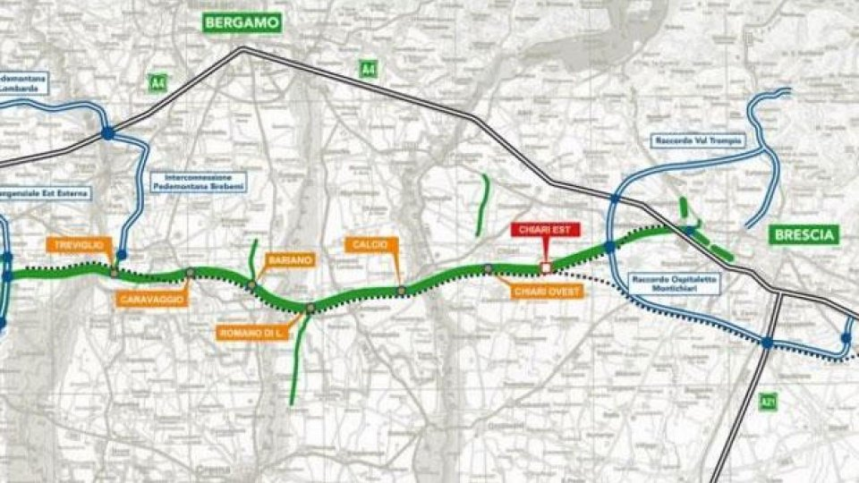 Moto - News: Guerra: Autostrada A4 contro Brebemi