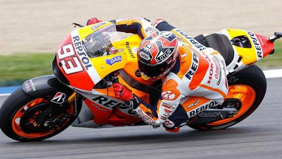 Moto - News: MotoGP 2014, Indianapolis, Gara: Marquez come Agostini