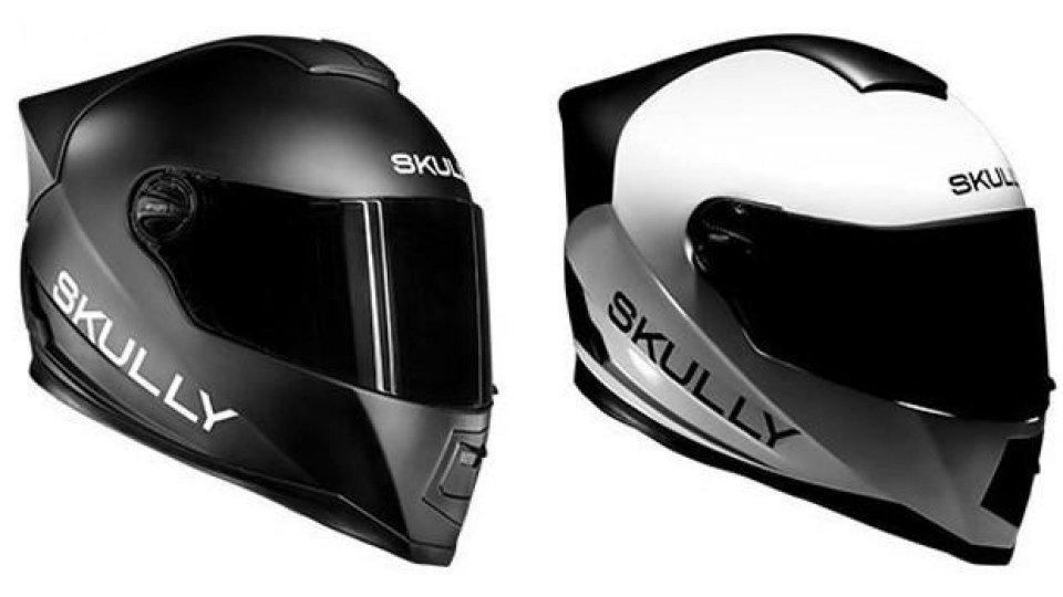 Moto - News: Skully AR-1: il primo casco intelligente è realtà
