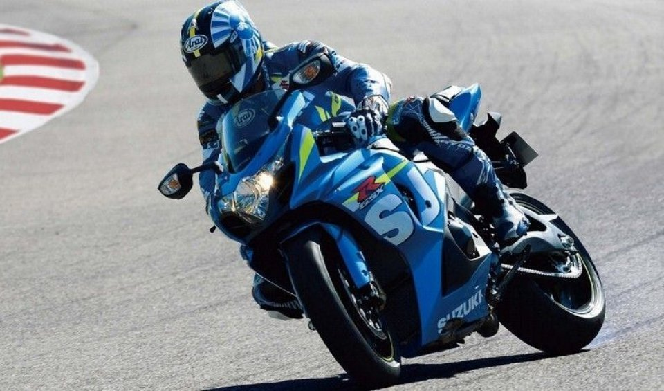 GSX-R 1000 2015: arriva l'ABS