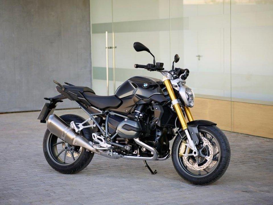 Moto - News: BMW Motorrad svela la nuova R1200 R