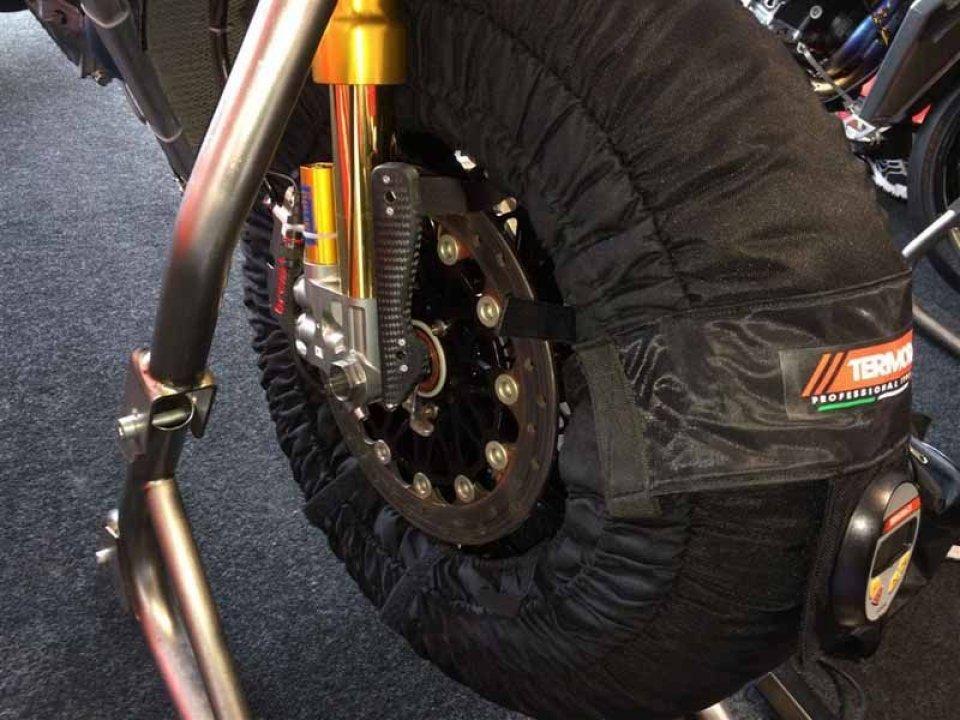 Termorace ora anche in MotoGP e Moto2