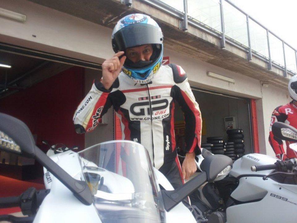 KTM 200 Duke Trophy: GPOne in pista!