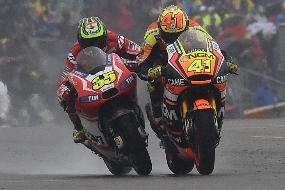 MotoGP: Cal: così vicini da non potere cambiare