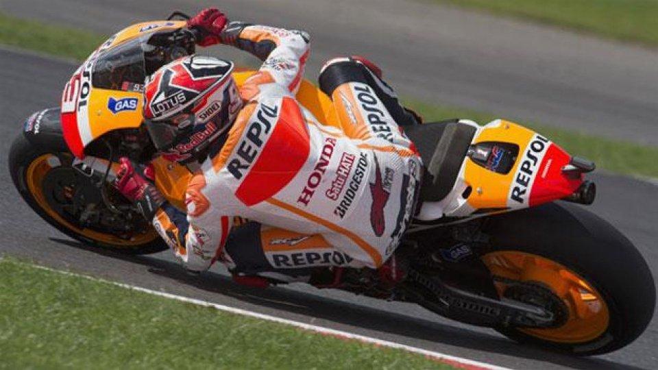 Moto - News: MotoGP 2014, Misano: Marquez come Doohan?