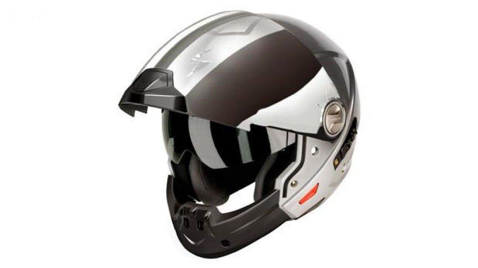 Moto - News: Scorpion Exo-300 Air
