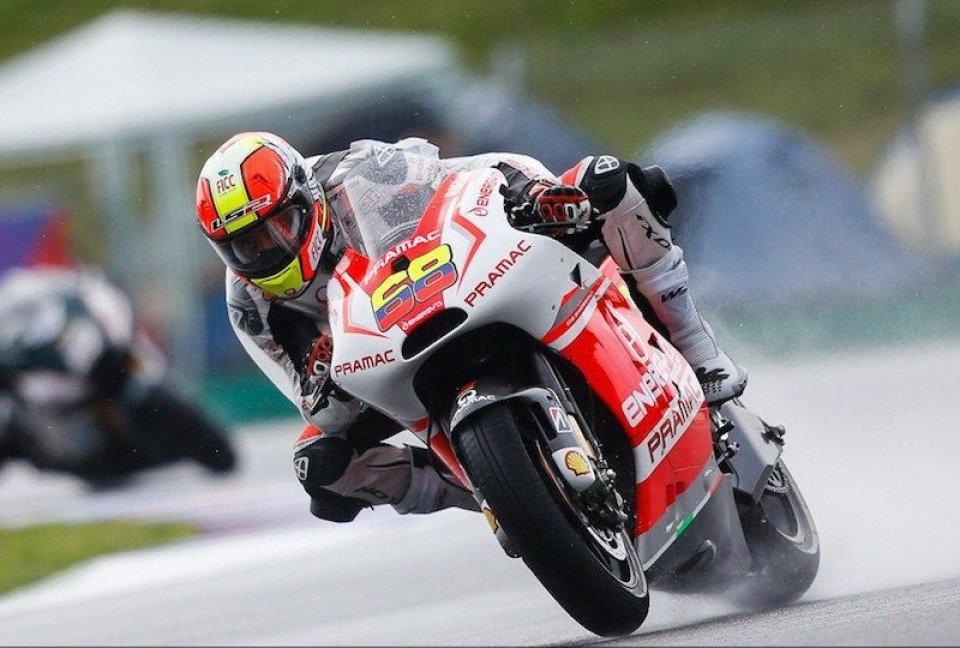 Ufficiale: Hernandez con Ducati nel 2015
