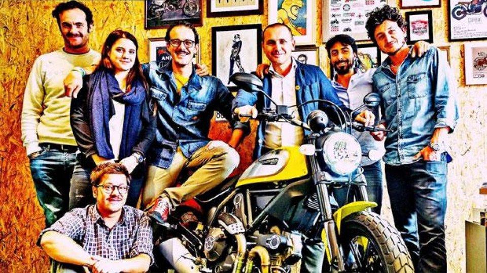"""Moto - News: Mario Alvisi: """"la Ducati Scrambler non è solo una moto ma un concetto di libertà"""""""