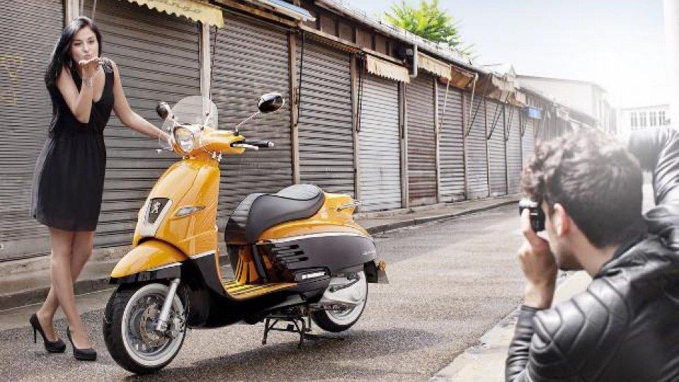 Moto - News: Peugeot Django 50, 125 e 150 2015