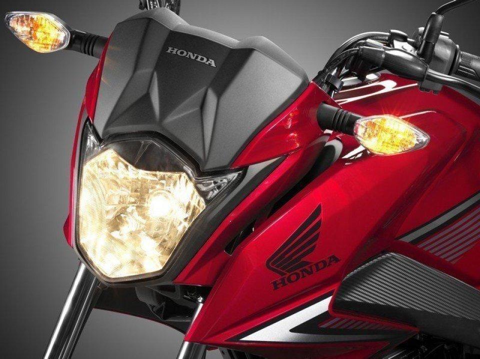 Honda CB125F: spirito easy e consumi da record