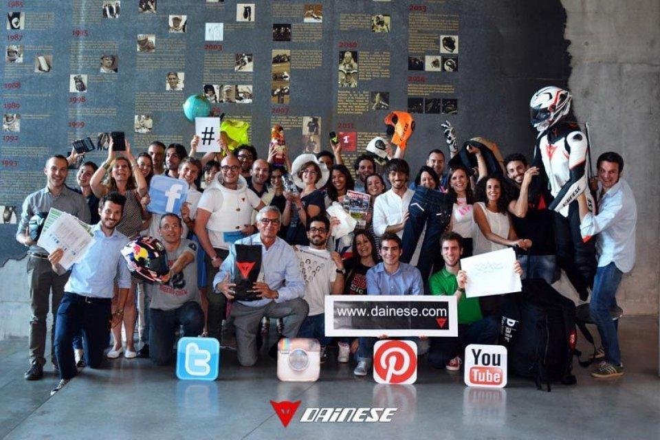 Moto - News: Dainese va in Bahrain per 130 milioni