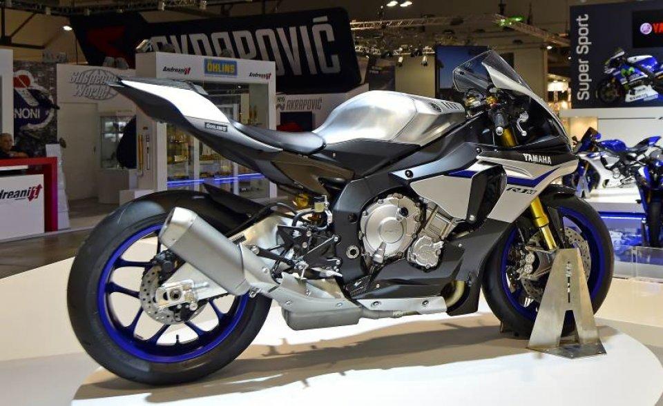 EICMA: La moto, la velocità, il trionfo del sogno