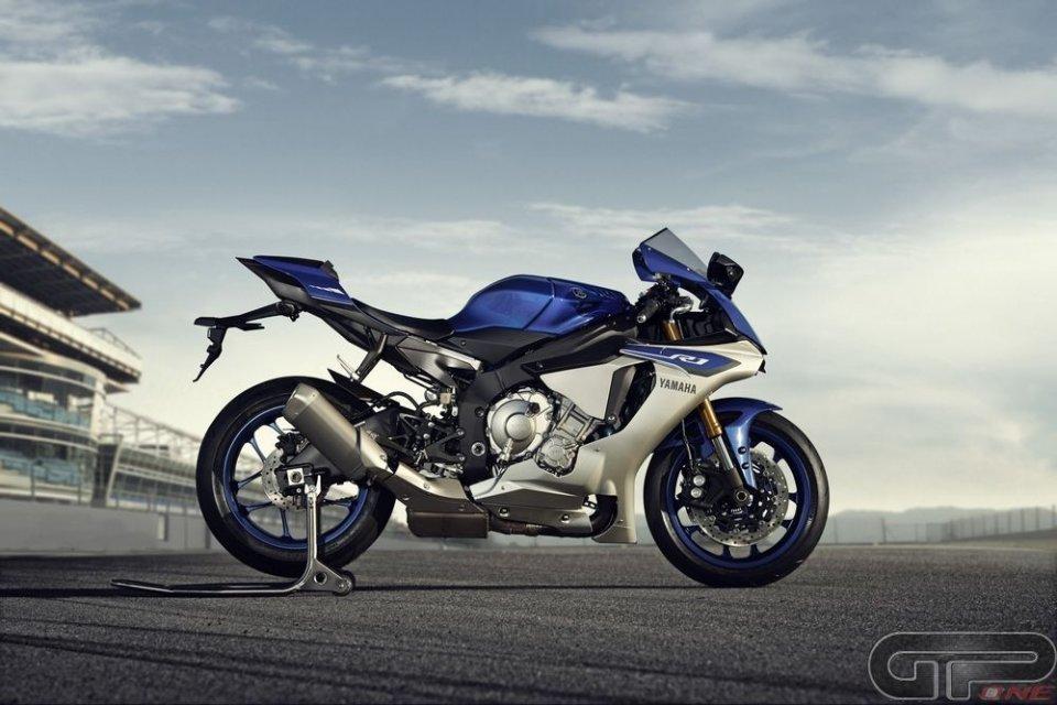Yamaha R1 2015: sta arrivando una tempesta