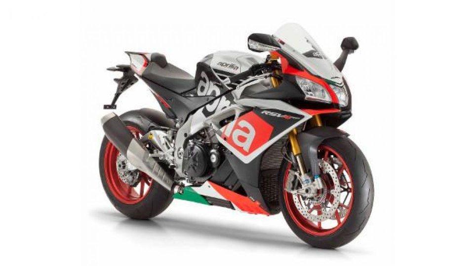 Moto - News: Aprilia RSV4 e Tuono V4 1100 2015