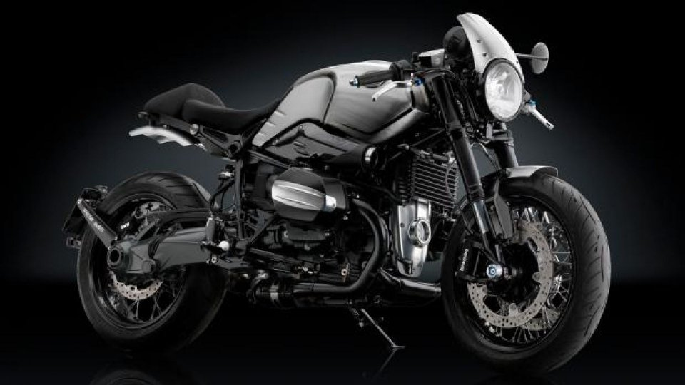 Moto - News: BMW R NineT by Rizoma