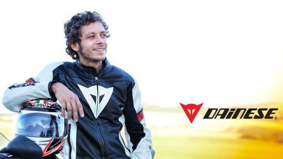 Moto - News: Dainese venduta a un fondo d'investimento arabo