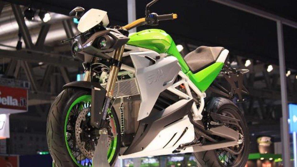 Moto - News: Energica Eva 2015