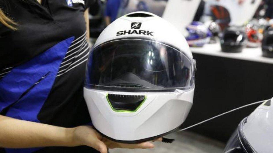 Moto - News: Shark Sqwal e Evoline Pro Carbon