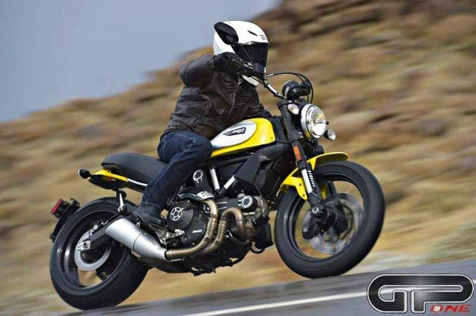 Scrambler: la Ducati scacciapensieri