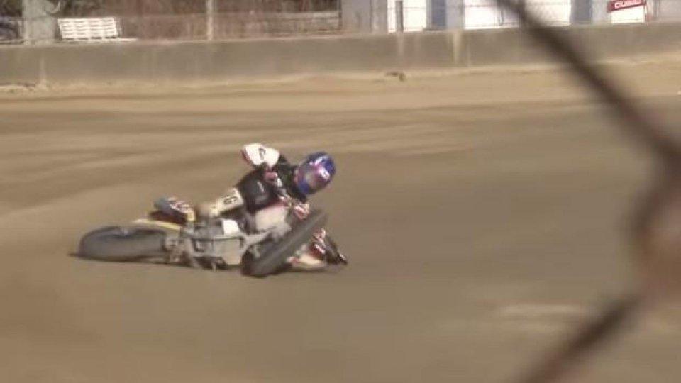 Moto - News: Dal Giappone derapate ai limiti della fisica! - VIDEO