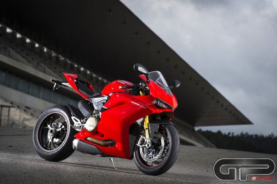 Moto - News: Ducati 1299 Panigale: il ritorno del Pompone