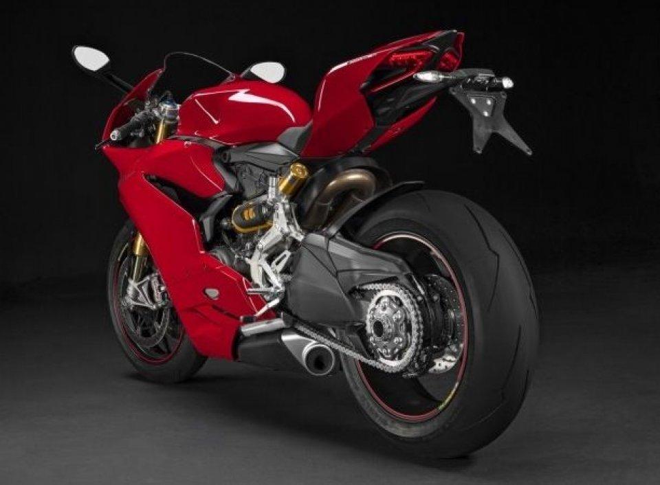 Moto - News: Pirelli Diablo Supercorsa SP per la 1299