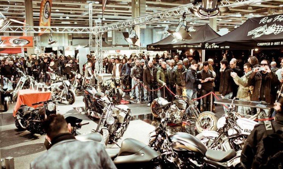 Moto - News: Motorbike Expo 2015, un'edizione da record