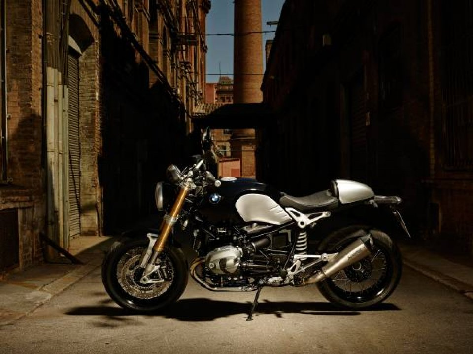 Moto - News: BMW al MotorBike Expo: luci sulla R NineT