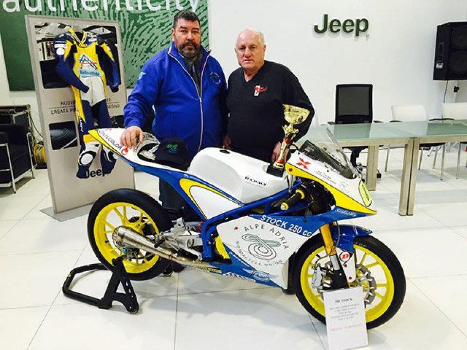 Moto - News: Stock 250: campionato europeo 'low cost'