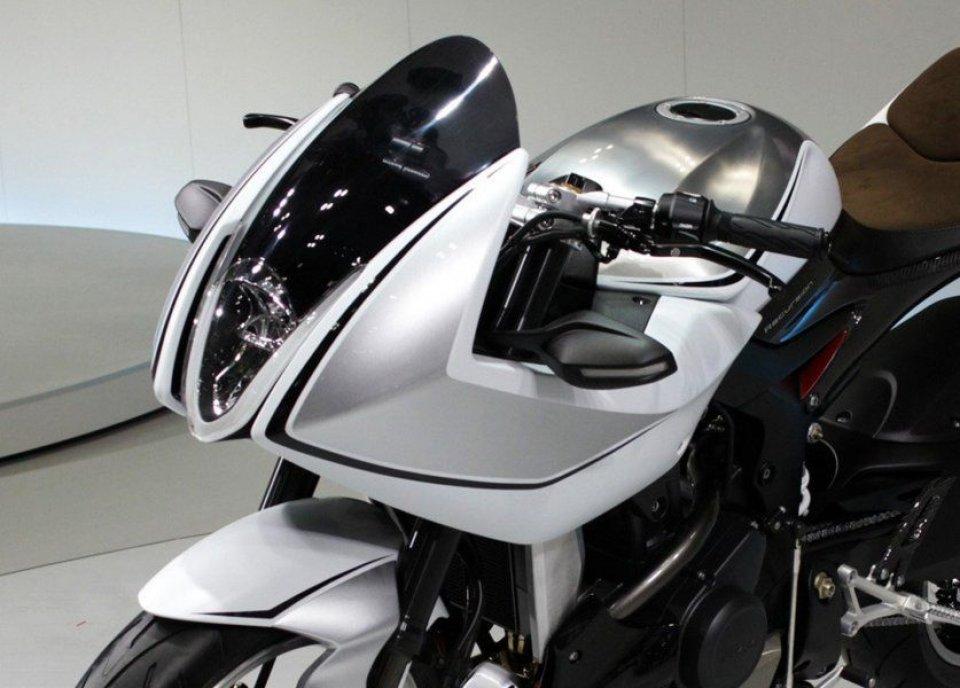 Moto - News: Rumors: ritorna la Katana, la nuova turbo Suzuki