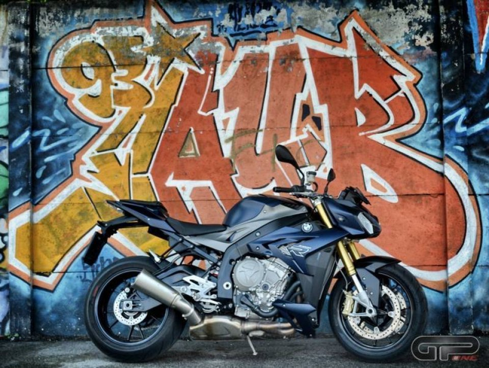 Test, BMW S1000R: diavolo tentatore