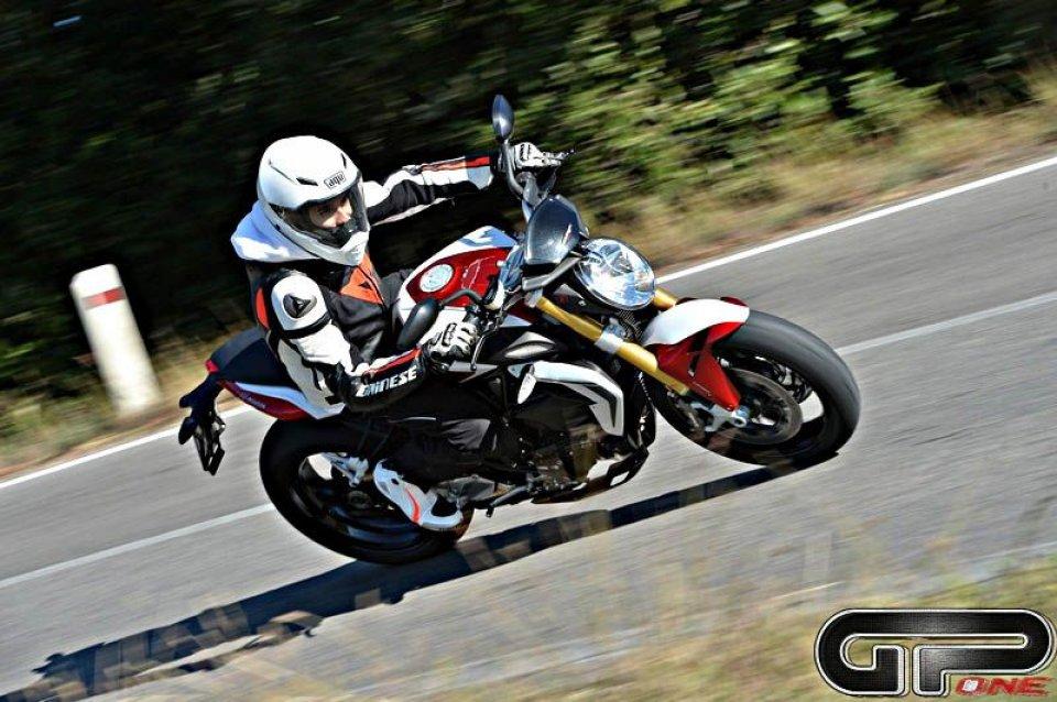 Brutale e Dragster RR: pura adrenalina MV