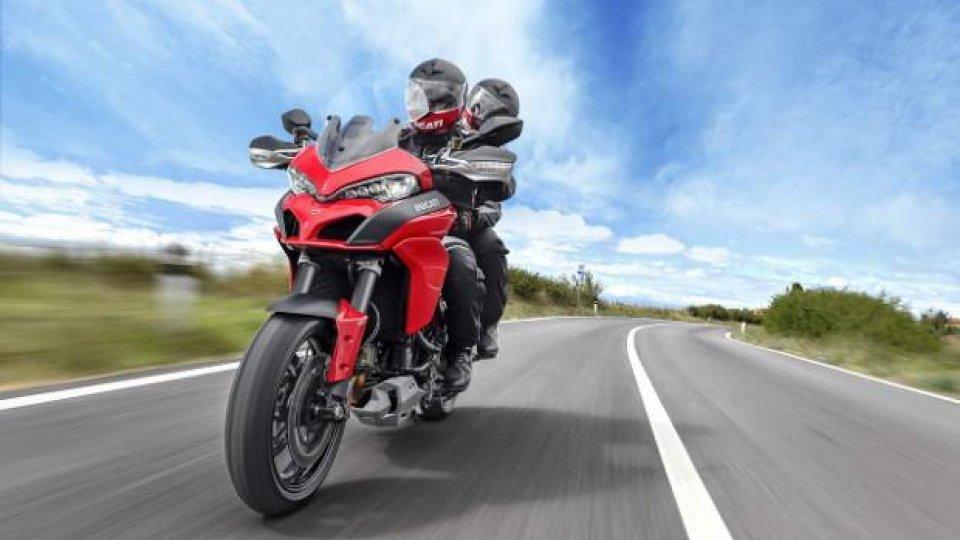 Moto - News: Ducati batte i record di vendita nel 2014