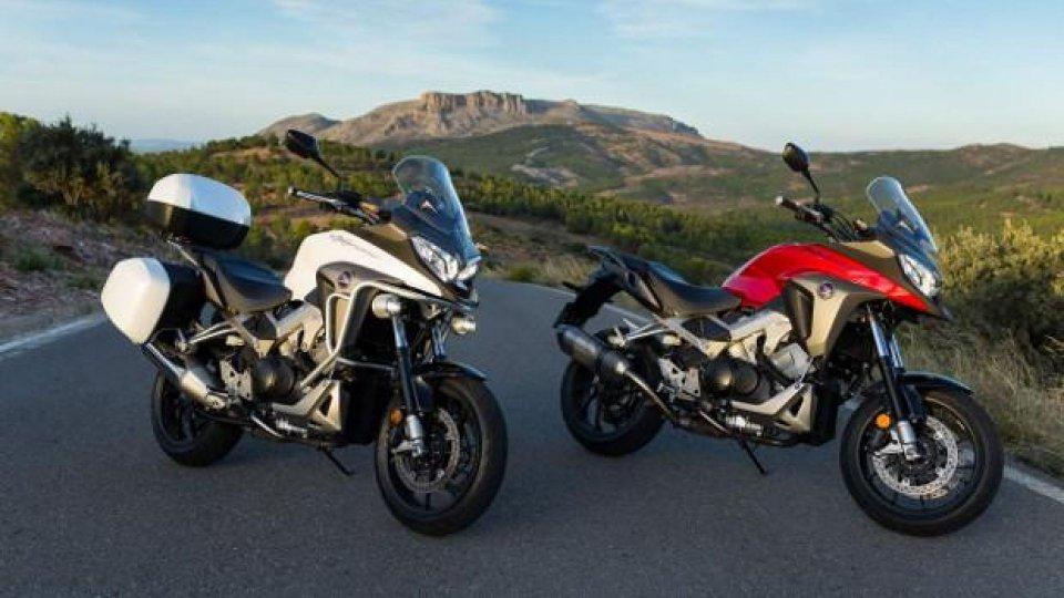 Moto - News: Honda al Motor Bike Expo 2015