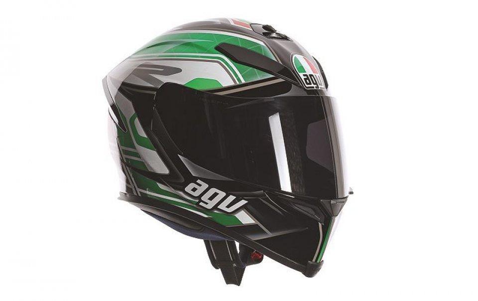 Arriva il nuovo casco AGV: ecco il K-5