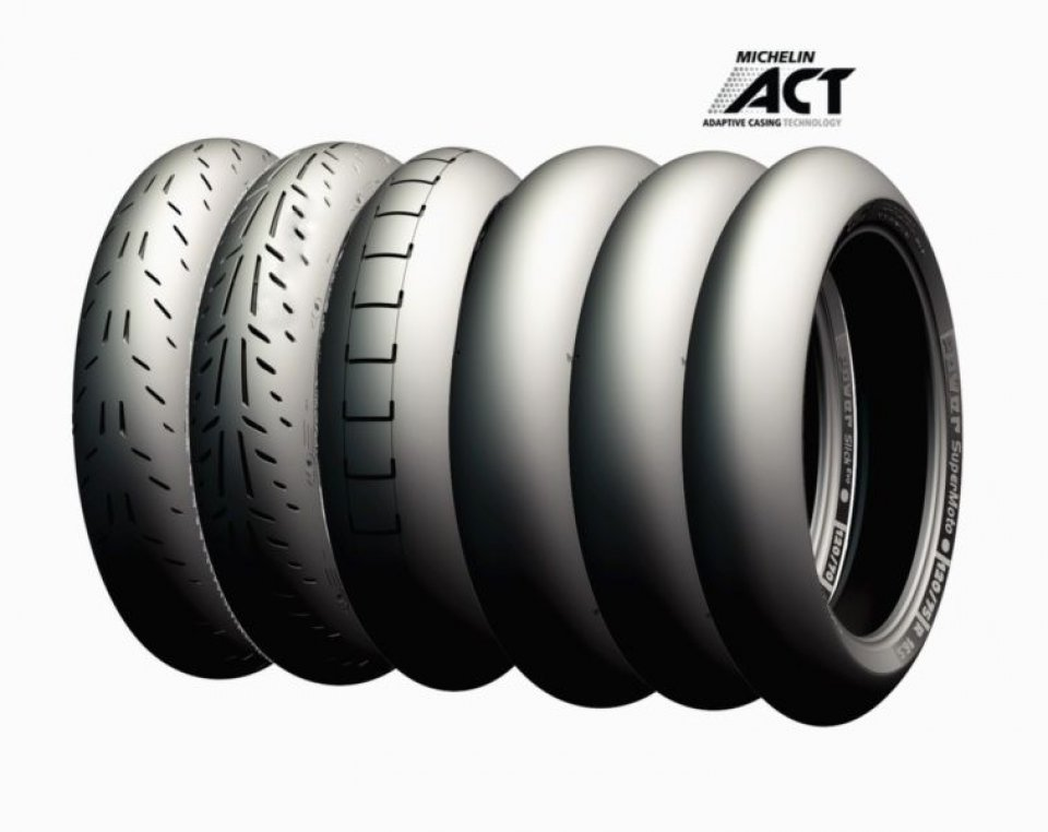 Michelin: 6 nuovi pneumatici per il 2015