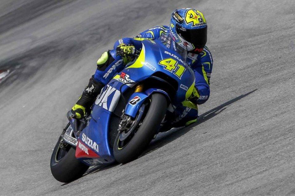 """MotoGP: """"Sorpreso dalla potenza della Suzuki"""""""