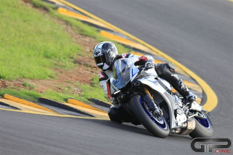 Yamaha YZF-R1M: nuova frontiera