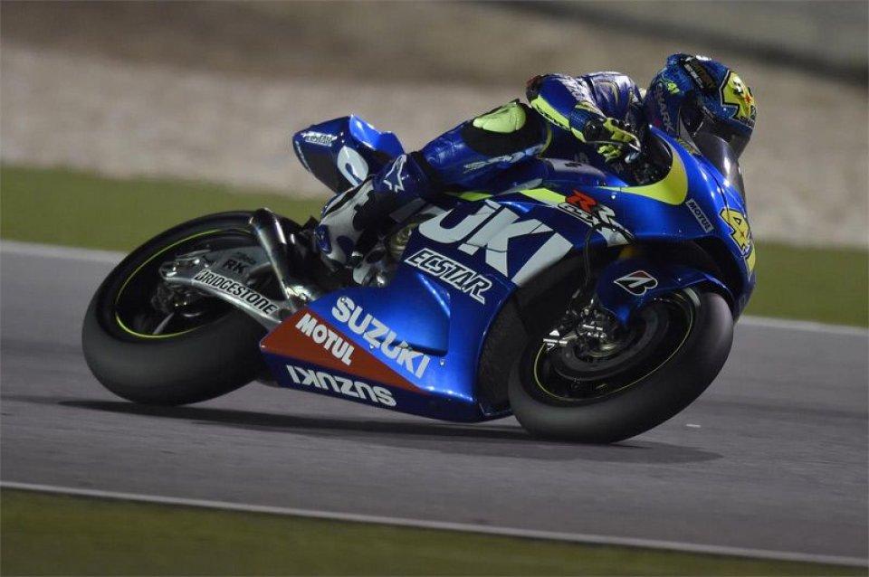 MotoGP: Espargarò: veloci con 20 km/h in meno