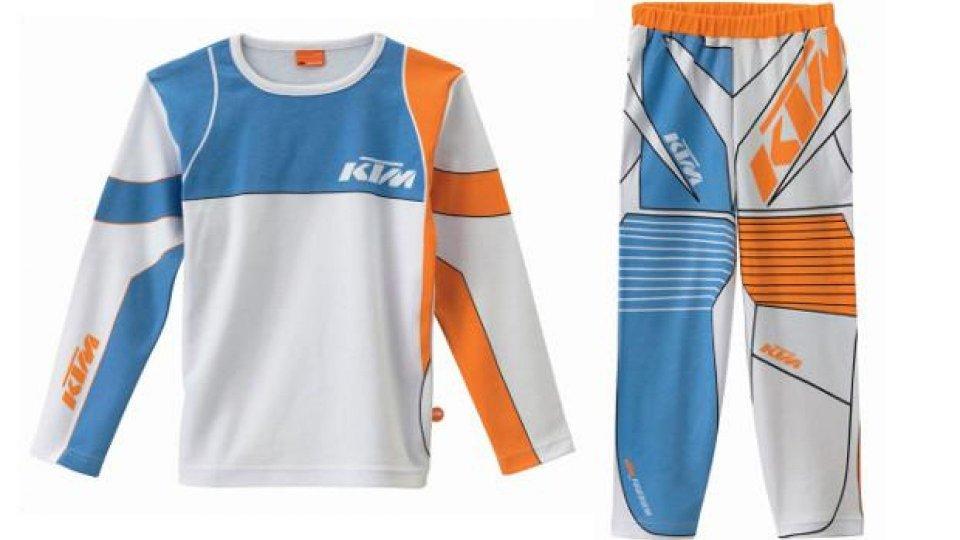 Moto - News: Richiamo KTM per... i pigiami per bambini americani!
