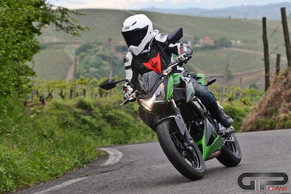 Kawasaki Z300 - Ritorno al futuro