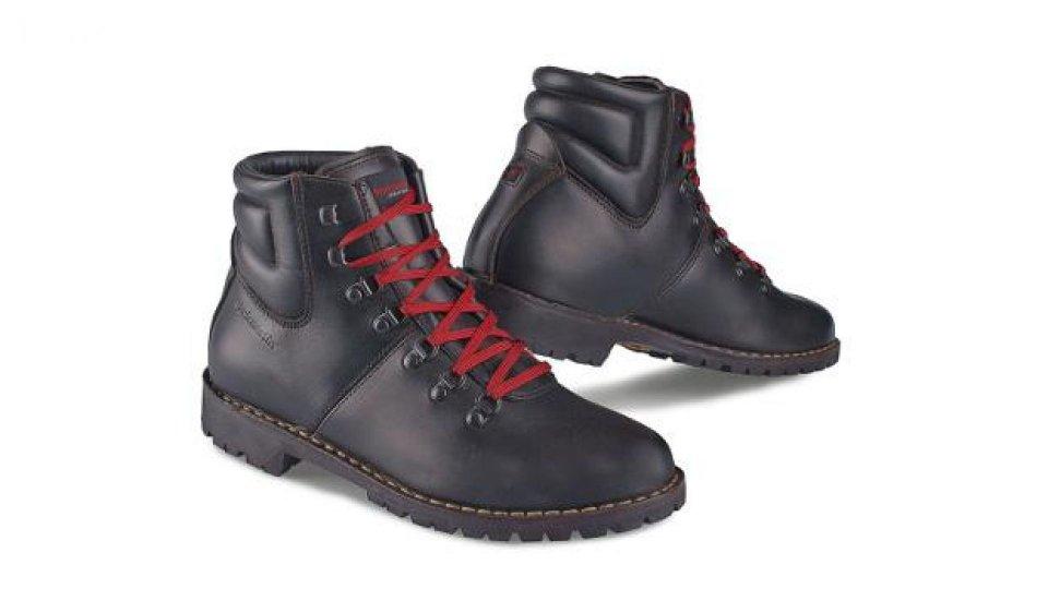 Moto - News: Nuova scarpa Stylmartin Red Rock