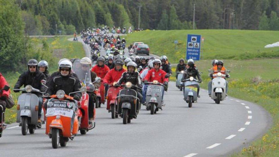 Moto - News: Vespa World Days 2015