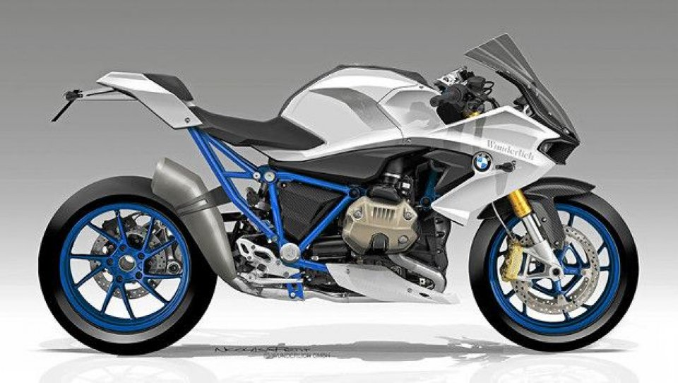 Moto - News: BMW ha in serbo una nuova R1200S?
